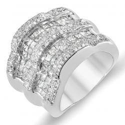 Discount Diamond Fashion Rings Cheap Diamond Cocktail Ring