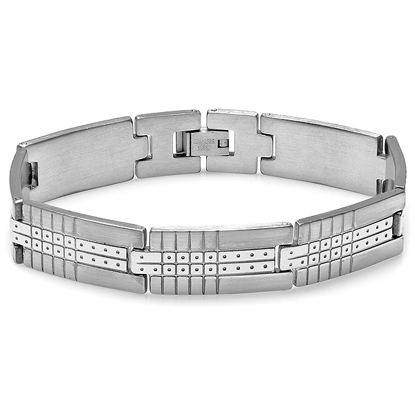 Cheap Stainless Steel Bracelets Collection