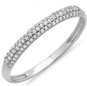 wedding diamond-band