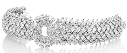 Fancy Diamond Bracelets