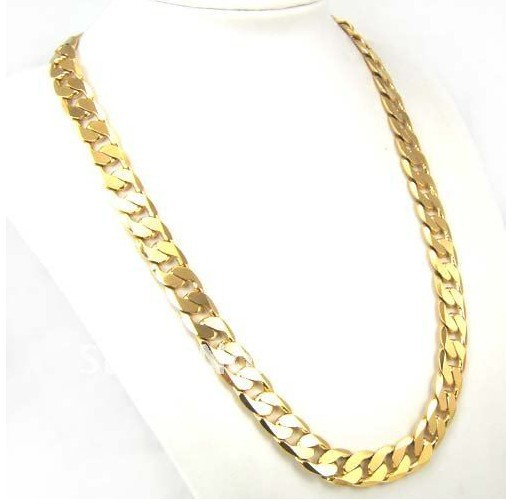 Some More Things to Know about Gold Chain Necklaces
