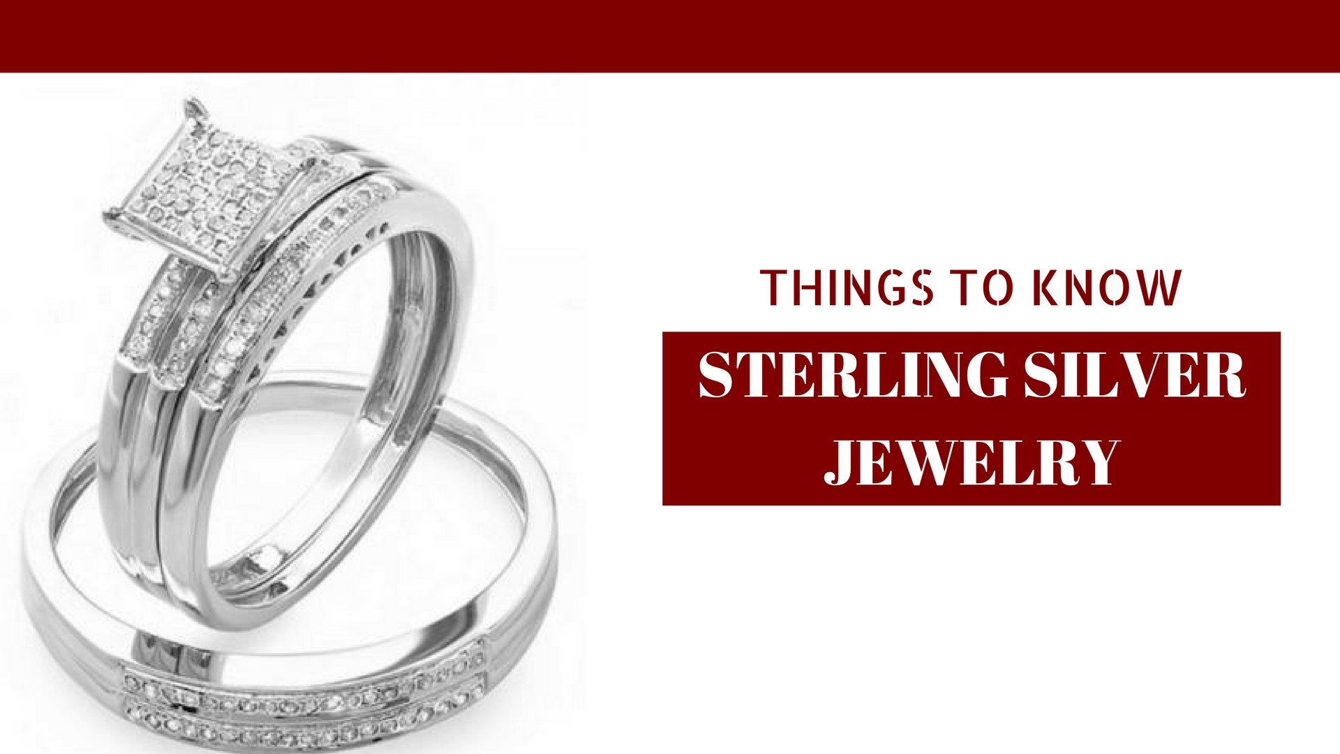 Things To Know About Sterling Silver Jewelry - Dazzling Rock