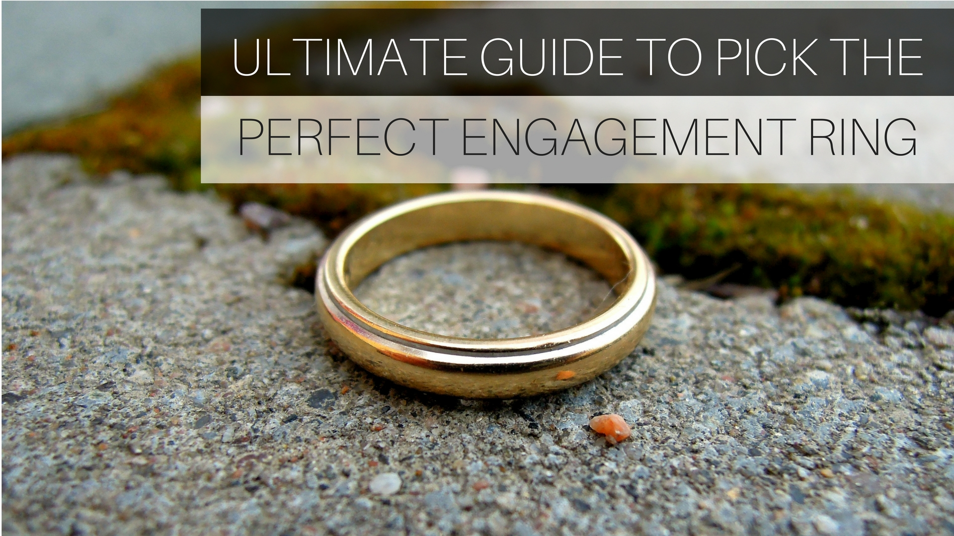 Ultimate Guide To Pick The Perfect Engagement Ring - Dazzlingrock.com