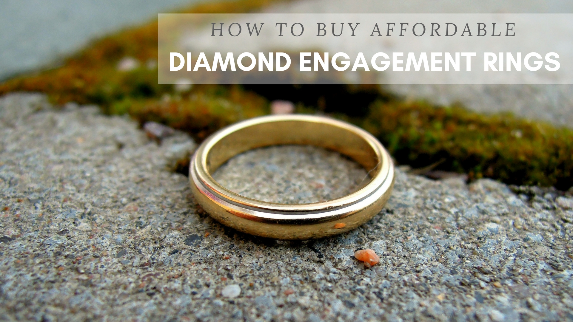 How To Buy Affordable Diamond Engagement Rings - dazzlingRock