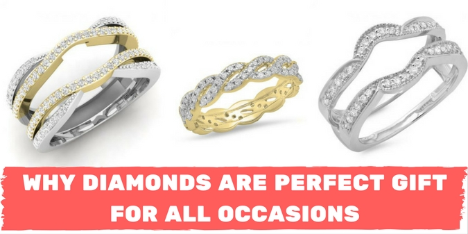 Why diamonds Are Perfect gift For All Occasions - dazzling rock