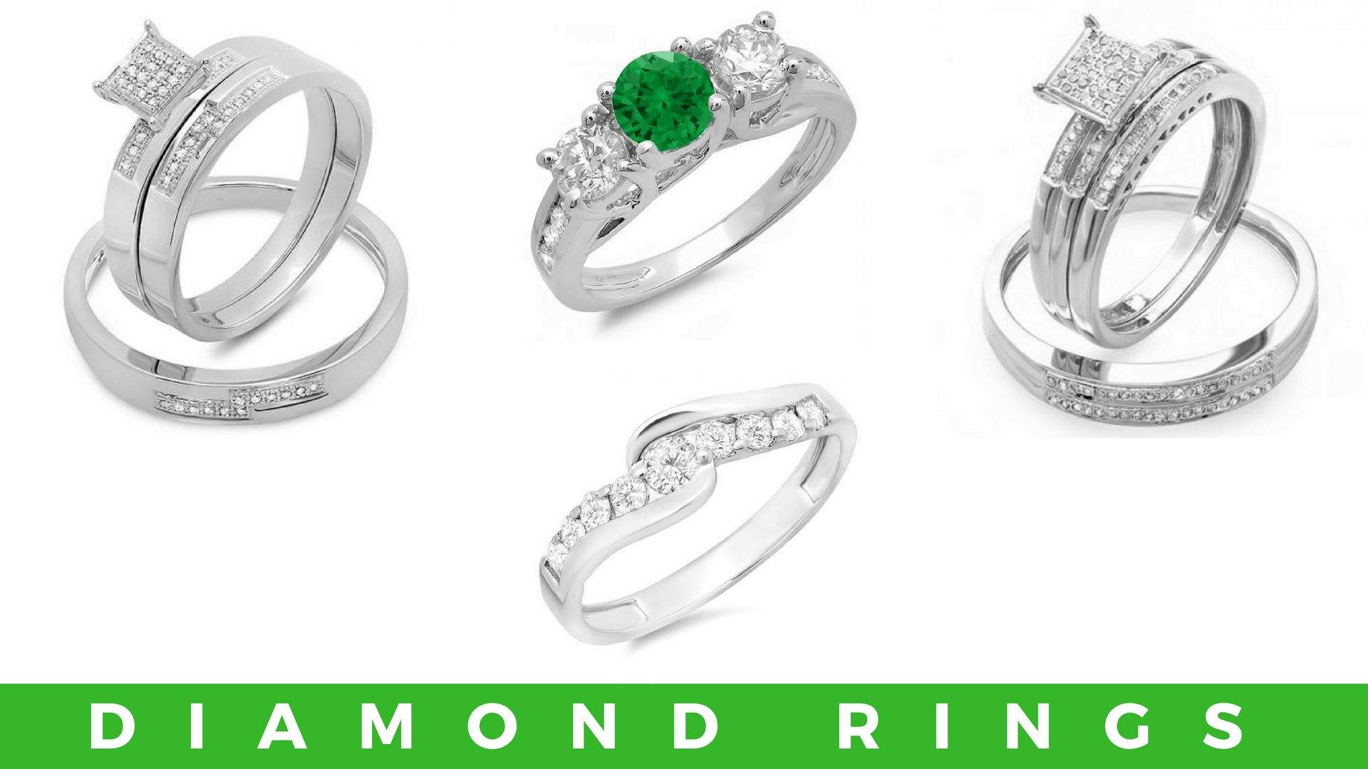 Dazzling World of Diamond Rings That Are Innovative - dazzling rock