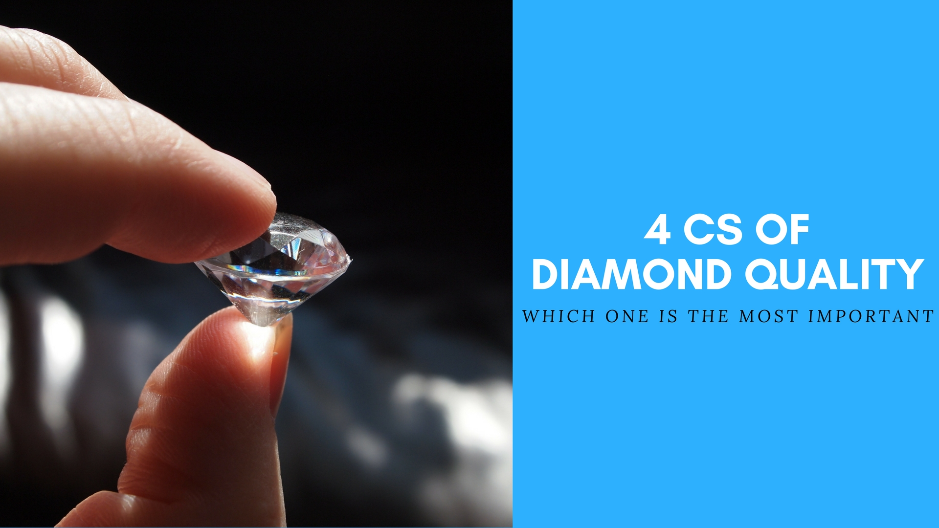 4CS Of Diamond - What is The Most Important of 4 CS - DazzlingRock
