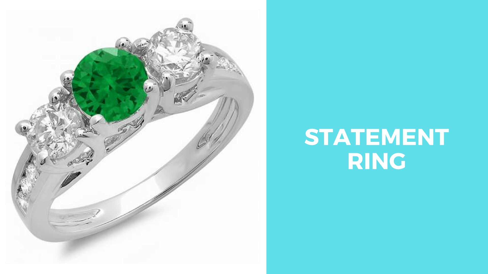 Statement Ring - Must Have Jewelry for women