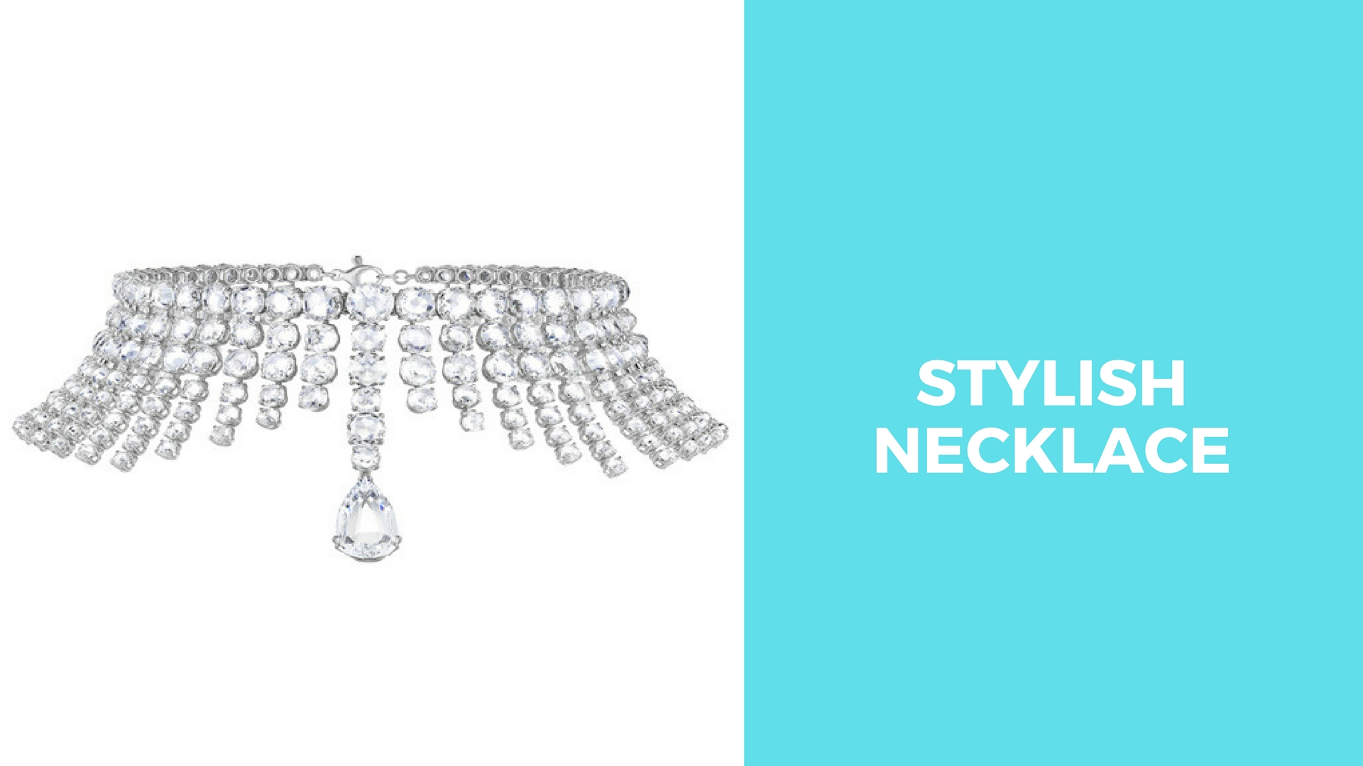 Stylish Necklace - Must Have Jewelry for women
