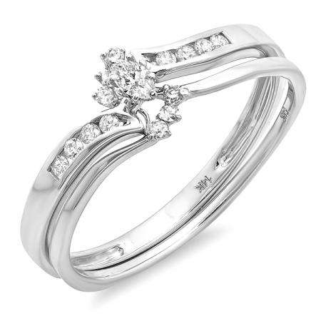 Zirconia Wedding Sets