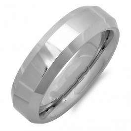 Cobalt Men's Ring Wedding Band 8MM Polished Shiny Comfort Fit (Available in Sizes 7 to 12)